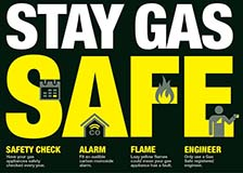 Stay Gas Safe